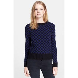 Marc by Marc Jacobs | Checkerboard Sweater